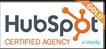 Hubspot Gold Certified Agency